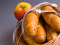 Free Bread Roll Stock Photography - 2520282