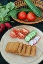 Free Diet Breakfast Stock Photography - 2525922