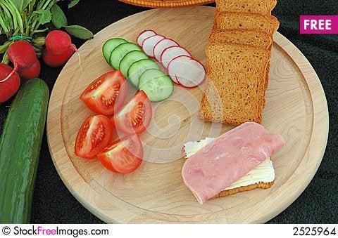 Free Diet Breakfast Stock Images - 2525964