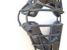 Free Baseball Catcher's Mask Stock Images - 2520464