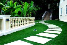 Free Green Gardens Stock Image - 2522561
