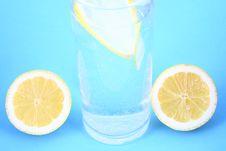 Free Water Citron Royalty Free Stock Image - 2523466