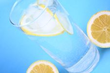 Free Water Citron Royalty Free Stock Images - 2523489