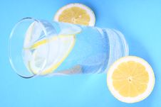 Free Water Citron Stock Image - 2523581