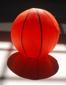 Free Basket Ball Royalty Free Stock Images - 2524529