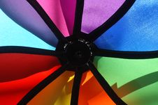 Free Colorful Windmill Royalty Free Stock Photo - 2524615