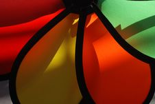Free Colorful Windmill Royalty Free Stock Photography - 2524637