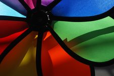 Free Colorful Windmill Royalty Free Stock Image - 2524646