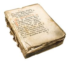 Free The Ancient Book Royalty Free Stock Photos - 2528608