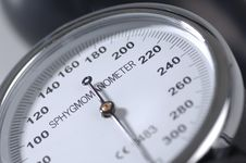 Sphygmomanometer Stock Photography