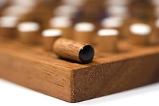 Free Wooden Handmade Game Reverse Stock Images - 2529364
