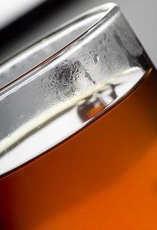 Clear Tea Stock Photo