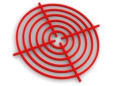 Free Target Royalty Free Stock Photo - 2529675