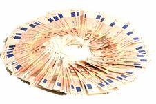 Free Euros Royalty Free Stock Photography - 2529687