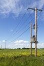 Free Electricity Pylons Stock Photos - 25201873