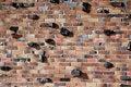 Free Rocky Brick Wall Royalty Free Stock Photography - 25207137