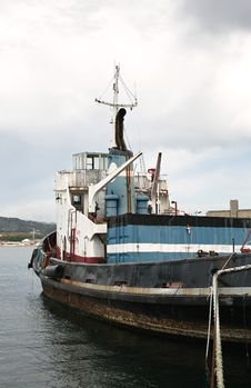 Free Tugboat Stock Photography - 25200982