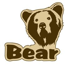 Free Bear Icon Royalty Free Stock Photography - 25203887