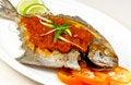Free Fried Fish Royalty Free Stock Image - 25212586