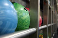Free Bowling Balls Stock Image - 25214861