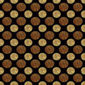 Free Metal Bronze And Gold Seamless Repeating Pattern Stock Photo - 25218100
