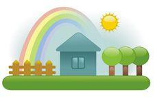 Free House Stock Photo - 25213650