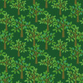 Free Park Pattern Royalty Free Stock Images - 25226089