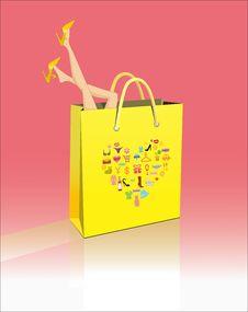 Free Shopping Stock Photos - 25221523