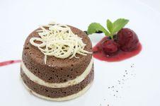 Free Dessert Stock Photo - 25224110