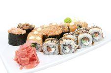Free Sushi Royalty Free Stock Images - 25224249