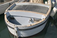 Free Wooden Boat Stock Photo - 25224580