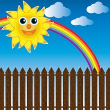 Free Happy Sun Stock Image - 25226711
