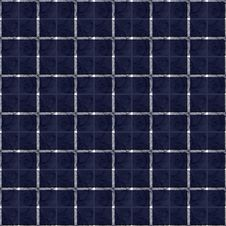 Free Seamless Repeating Block Pattern In Blues Royalty Free Stock Images - 25226999