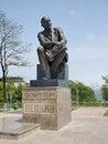 Free Monument To Lenin In Town Nakhodka Royalty Free Stock Photo - 25235175