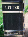 Free Trash Can - Litter Box Royalty Free Stock Image - 25239626