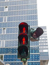 Free Traffic Light In Hamburg Royalty Free Stock Images - 25239669