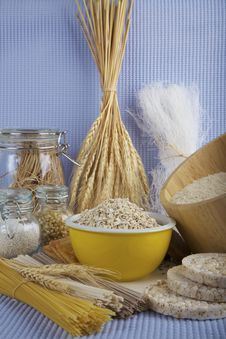 Free Grains Royalty Free Stock Photography - 25232827