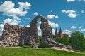 Free Ruins Stock Image - 25242551