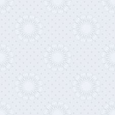 Free Vector Blue Seamless Background. Stock Image - 25244411