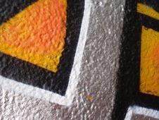 Free Graffiti Detail Stock Photo - 25247490