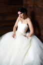 Free Bride In The Barn Stock Photography - 25254282
