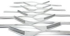Free Forks Stock Photography - 25254832
