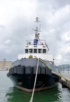 Free Tugboat Stock Image - 25258981