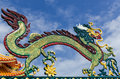 Free Chinese Dragon Royalty Free Stock Image - 25261606