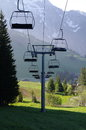 Free Ski Lift Royalty Free Stock Photos - 25267978