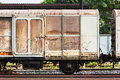 Free Old Train Container Stock Images - 25271994