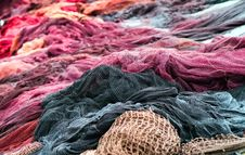 Free Fishing Nets Stock Images - 25279064