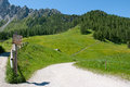 Free Mountain Path Royalty Free Stock Photography - 25280367