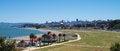 Free San Francisco View Stock Photography - 25281482