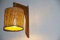 Free Hand Made Lamp Royalty Free Stock Photos - 25287828